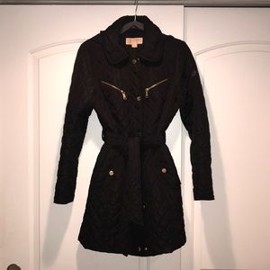 Michael Kors Jacket black and gold